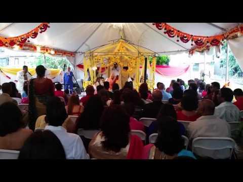 Guyana wedding house