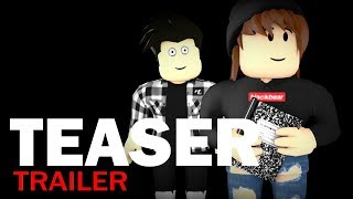 OBSESSION Official Teaser Trailer - A Roblox Animated Horror Movie