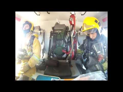 Momentos Bomberiles (Bomberos en acción) / A Fireman's Moments