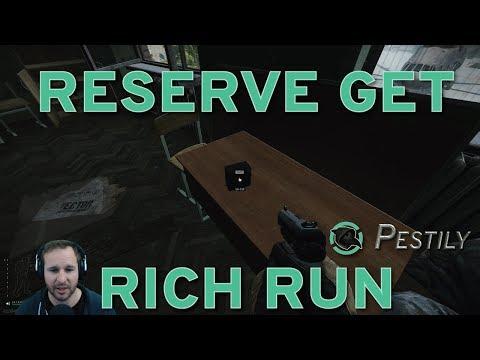 Reserve Get Rich Run - Money Farming Guide - Escape from Tarkov