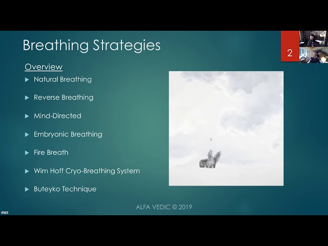 Breathing Is A Strategy w/ Dr. Barre Lando