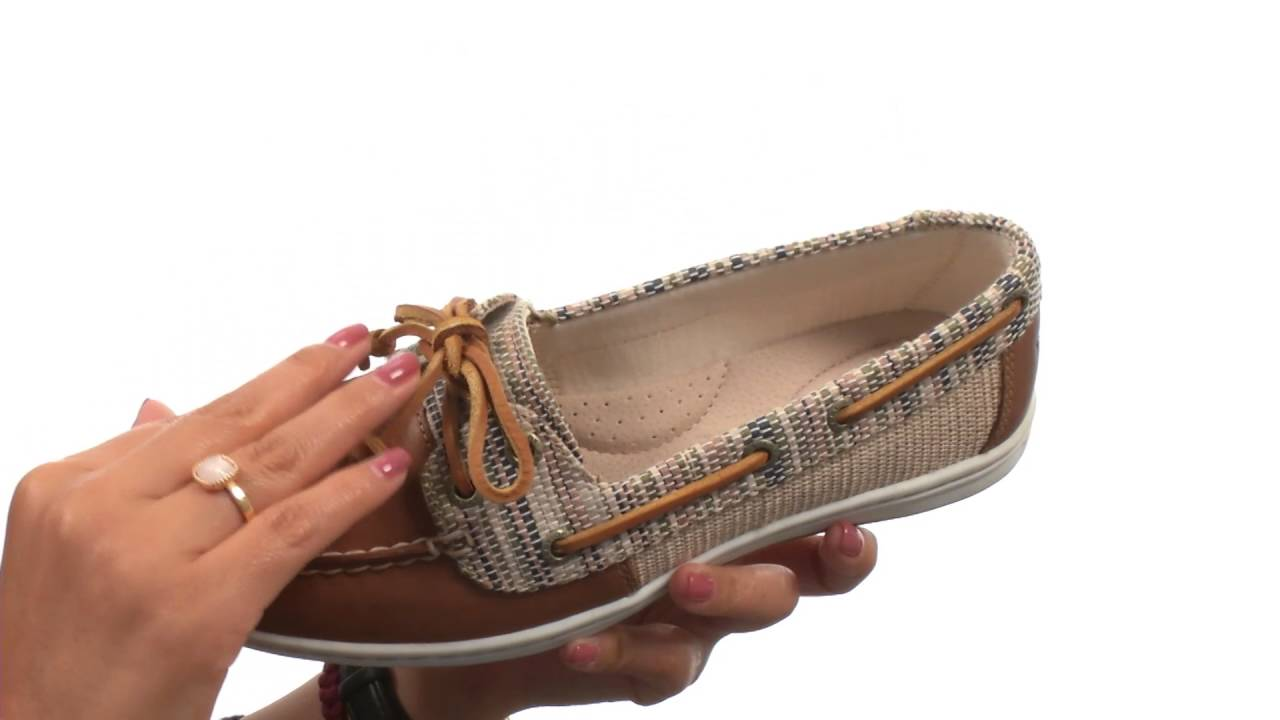 52b62c36a31e Sperry Top-Sider Firefish Raffia Stripe SKU:8629765 - YouTube