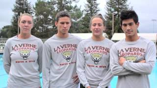 University of La Verne | Leopard Profile: Swim Team