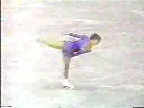 Emi Watanabe - 1980 World Championships Long Program