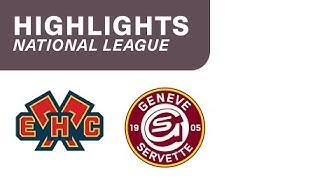 Biel vs. Genf 6:3 - Highlights National League