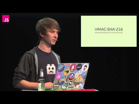 Tim Taubert: Keeping secrets with JavaScript   JSConf EU 2014