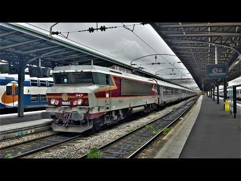 Live 5 : Fast Trains / Gare De l'est - Tgv, Ter, Intercités