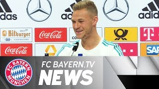 """Kimmich prior to World Cup debut: """"Anticipation is growing"""""""