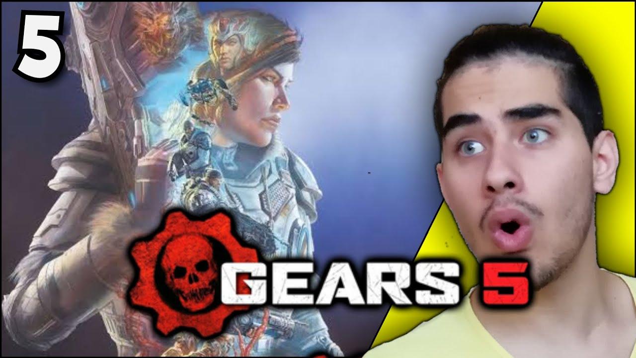 Gears 5   #5   چرخ دنده های جنگ