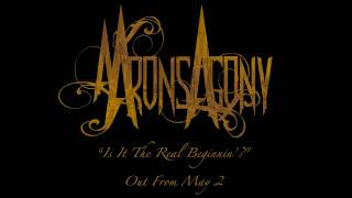 """Aaron's Agony """"Is it the Real Beginnin' ?"""" (Teaser) Anstreet Records"""