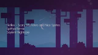 [Nightcore] Skrillex Scary Monsters and Nice Sprites [Spitfya Remix]