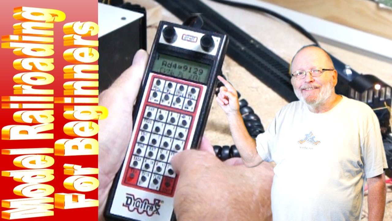 Easy Programing With Digitrax Model Railroading For Beginners Troubleshooting Wiring Problems The Loconet