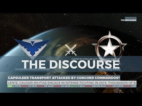 The Discourse - CONCORD Commandos Seize Evidence From Capsuleer Transport