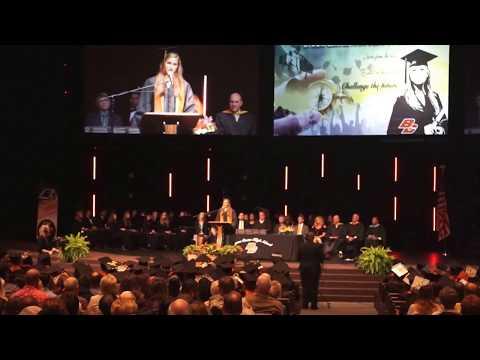 Emily's Graduation Speech Byron Center High School 2017