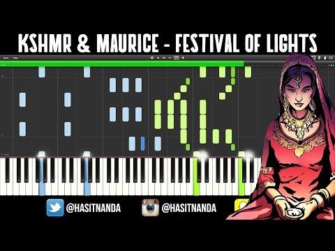 KSHMR & Maurice West - Festival of Lights (TUTORIAL)