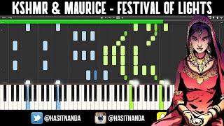 Скачать KSHMR Maurice West Festival Of Lights TUTORIAL