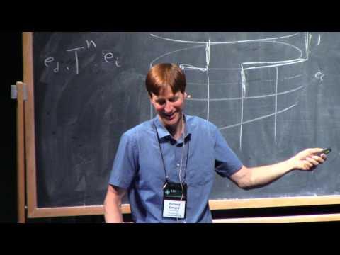 Richard Kenyon (1.12 Limit shapes beyond dimers