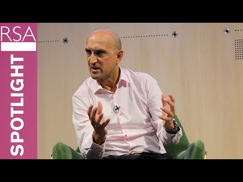 Pursuing Cognitive Diversity With Matthew Syed