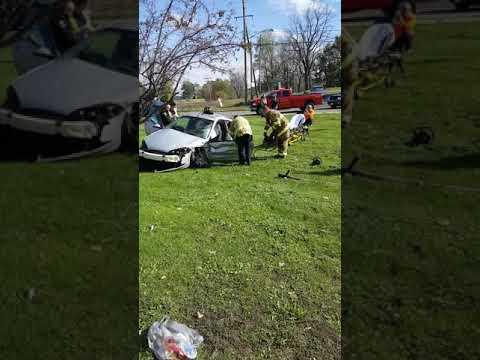Canal Fulton Ohio Car Accident 10/24/2017