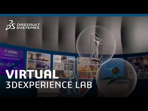 The Virtual 3DEXPERIENCE Lab