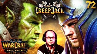 How to Nachtelf mit Tipps von Kevin Schwehm | Creepjack: Warcraft 3 Reforged #72 mit Florentin