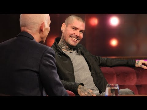 Shane Lynch on how his dyslexia affected him  The Ray D'Arcy
