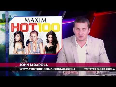 Maxim Hot 100 2013 Revealed! Who Snagged #1?