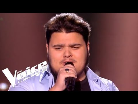 Percy Sledge – When A Man Loves A Woman   Julien   The Voice France 2020   Blind Audition