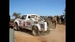 1000Km Kalahari 2012 Toyota Desert Race-Dakar Challenge