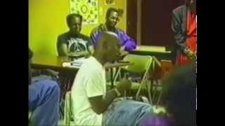 Tupac Shakur - Marcus Garvey School [Rare]