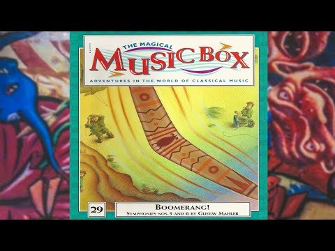 29. Boomerang! {Magical Music Box}