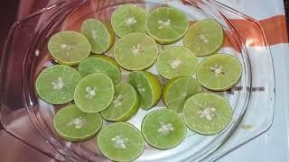 nimbu ka achar plan lemon pickle/lemon pickle