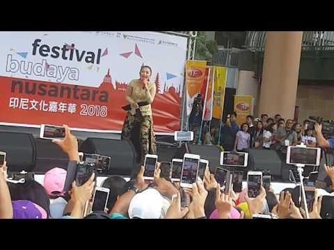 Jaran Goyang, Siti Badriah live Taiwan Mp3