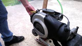 Motore Vespa PX 150cc