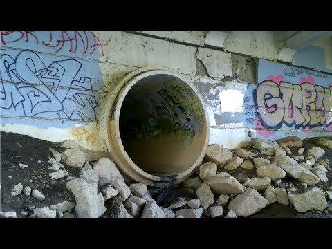 Exploring 3rd Ave Hidden Underground Tunnel Part 1