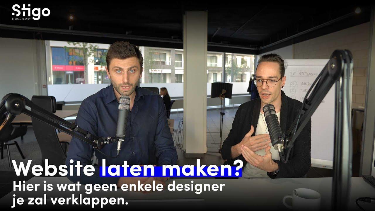 Website laten maken Wat Geen Enkele Designer Je Zal Verklappen  Nieuwe video  EP 1