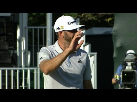 Dustin Johnson Round 1 highlights from the TOUR Championship
