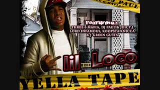 Inhale The Kush - Lil Loco (Yella Tape: The Murda Scene)