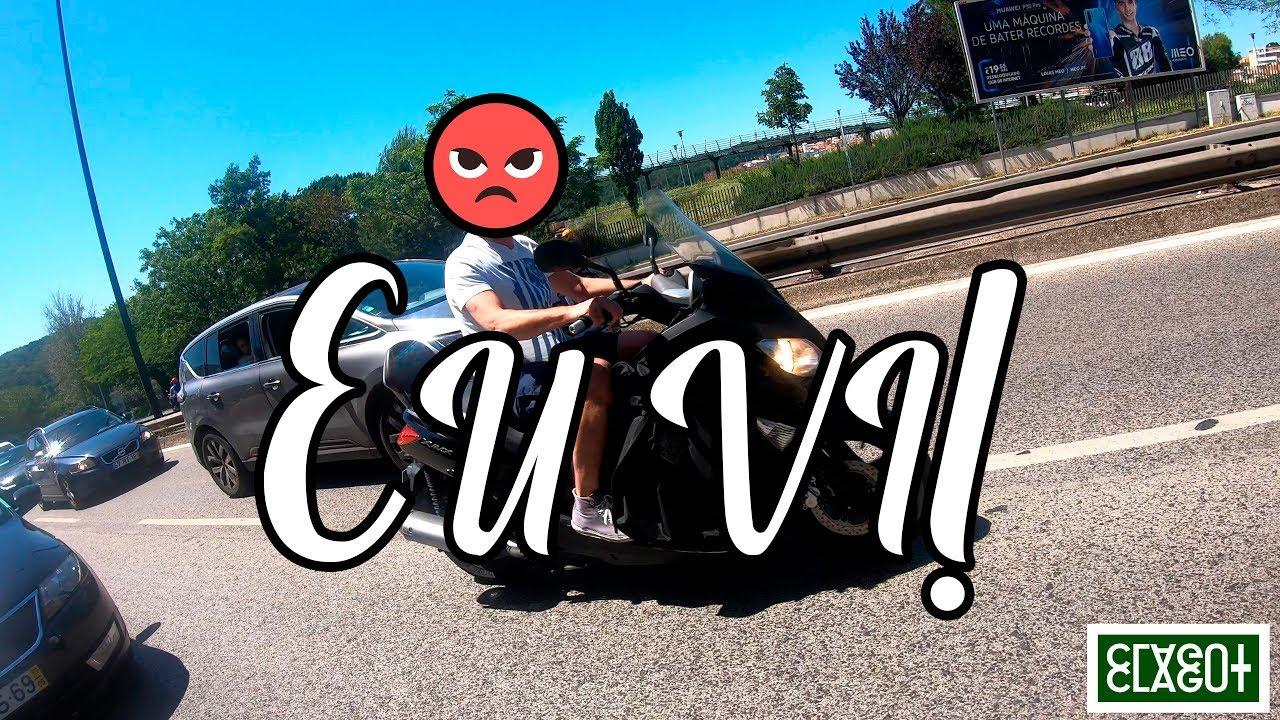 Eu vi! - #7 - Kawasaki z650