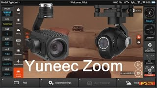 Yuneec Typhoon H ST16 Zoom Facility