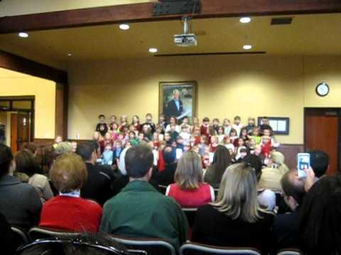 MVI 2539 Episcopal School of Knoxville Christmas Program