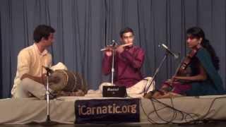Youth festival 2014 @ Balaji Temple, Aurora, IL - Shashank, Harini & Vignesh