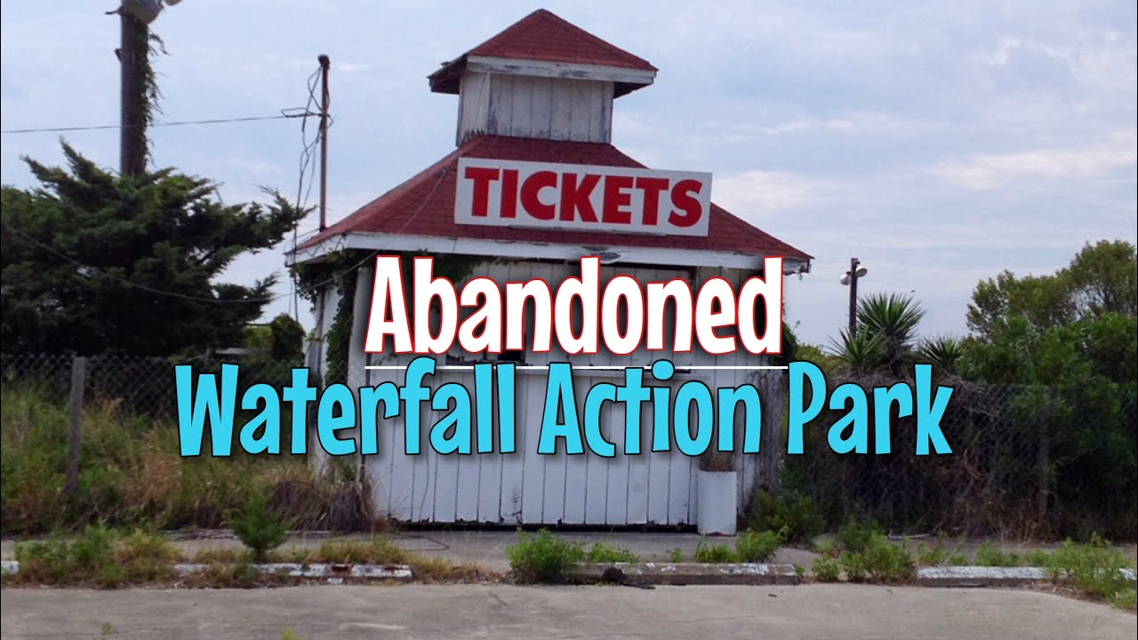 Abandoned Waterfall Action Park