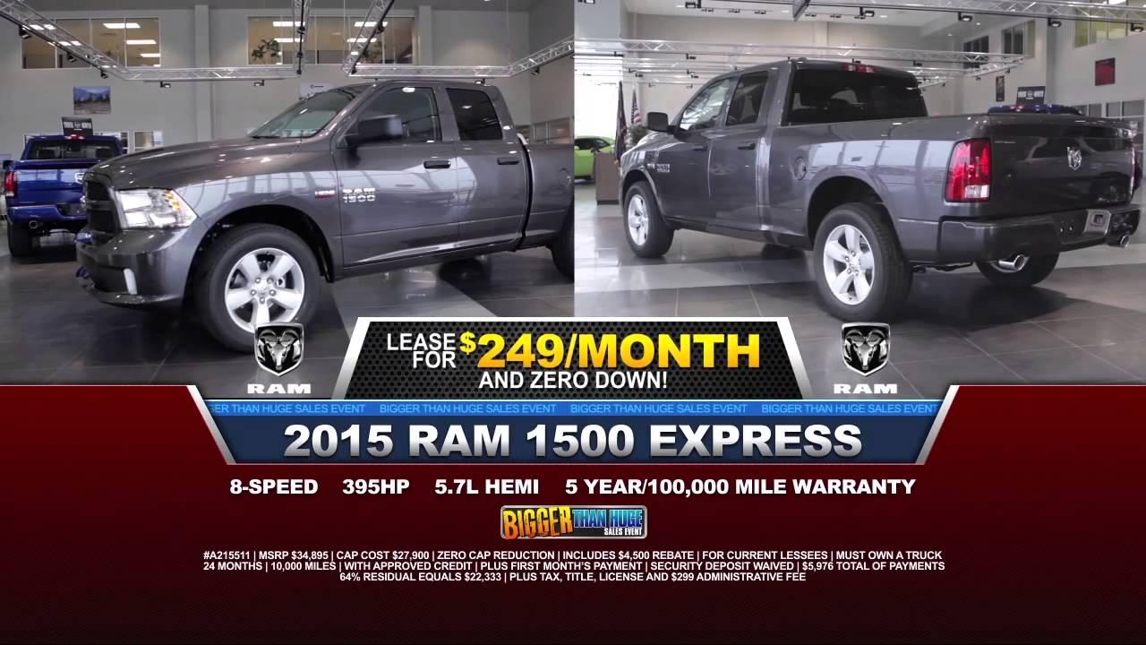 Davis Moore Dodge >> Truck Month At Davis Moore Chrysler Dodge Jeep Ram Youtube