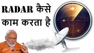 Radar Controversy Explained  Radar कैसे काम करता है Current Affairs 2019