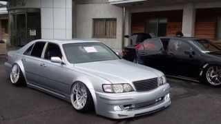 Nissan cima y33 vip car vip style carros do japao