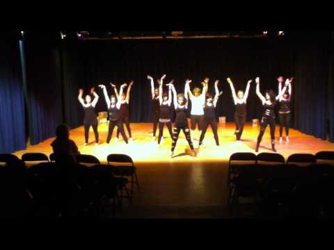 Who Run The World (Beyonce) - Portsmouth College Dance.