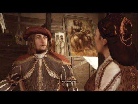Assassin's Creed Historical Character #4 - Leonardo da Vinci