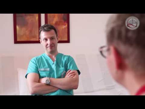 Chirurg tânăr, antrenat pentru viitor