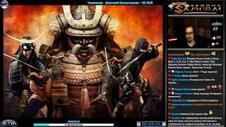 The Second Samurai прохождение [ Samurai! ] (E) Игра (SEGA Genesis, Mega Drive SMD) 1993 Стрим RUS